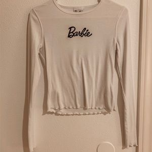 forever 21 barbie embroidered long sleeve ✨